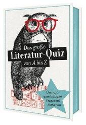 Das große Literaturquiz von A bis Z (Spiel)