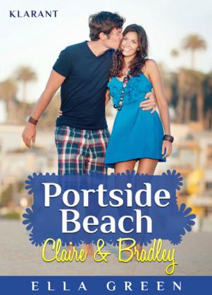 Portside Beach. Claire und Bradley.
