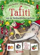 Tafiti und die Weihnachtsüberraschung Cover