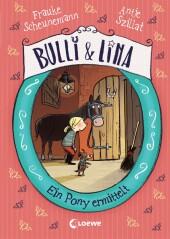 Bulli & Lina - Ein Pony ermittelt Cover