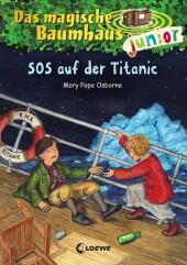 Das magische Baumhaus junior - SOS auf der Titanic Cover