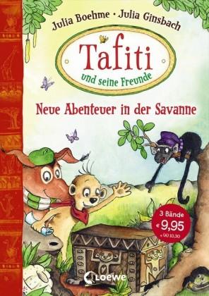 Tafiti und seine Freunde - Neue Abenteuer in der Savanne