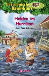 Das magische Baumhaus (Band 55) - Helden im Hurrikan Cover