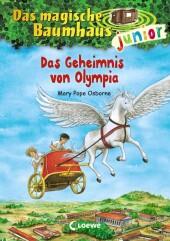 Das magische Baumhaus junior - Das Geheimnis von Olympia Cover