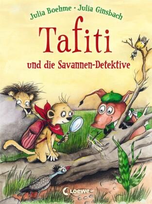 Tafiti und die Savannen-Detektive