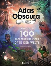 Atlas Obscura Kids Edition Cover