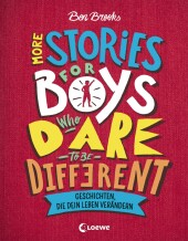 More Stories for Boys Who Dare to be Different - Geschichten, die dein Leben verändern Cover