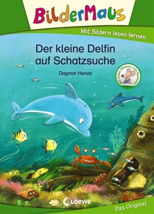Bildermaus - Der kleine Delfin auf Schatzsuche