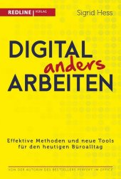 Digital anders arbeiten Cover
