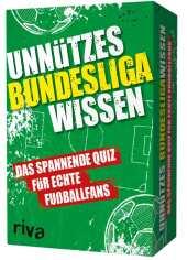 Unnützes Bundesligawissen - Das spannende Quiz für echte Fußballfans (Spiel)