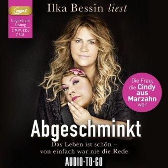 Abgeschminkt, 2 MP3-CDs