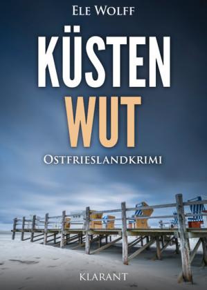 Küstenwut. Ostfrieslandkrimi
