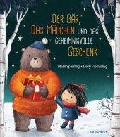 Der Bär, das Mädchen und das geheimnisvolle Geschenk Cover
