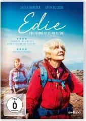 Edie - Für Träume ist es nie zu spät, 1 DVD Cover