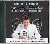 Auch das Christkind muss dran glauben, 1 Audio-CD Cover