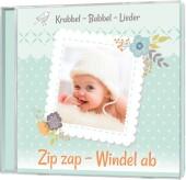 Zip zap - Windel ab, 1 Audio-CD