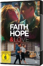 Faith, Hope & Love, 1 DVD Cover