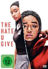 The Hate U Give, 1 DVD Cover