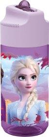 Frozen 2, Tritanflasche mit integriertem Strohhalm 430 ml