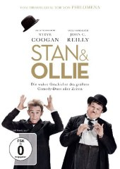 Stan & Ollie, 1 DVD Cover