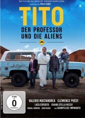 Tito, der Professor und die Aliens, 1 DVD Cover