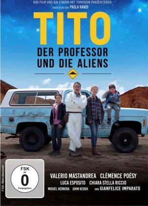 Tito, der Professor und die Aliens, 1 DVD