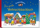 Zwergenstübchen Das große Weihnachtsbackbuch Cover
