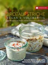Brotaufstriche vegan & vollwertig Cover