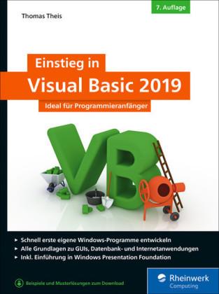 Einstieg in Visual Basic 2019