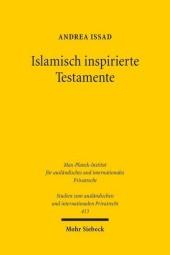 Islamisch inspirierte Testamente