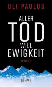 Aller Tod will Ewigkeit Cover
