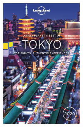 Lonely Planet's Best of Tokyo 2020