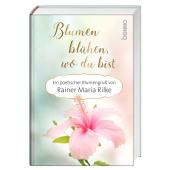 Blumen blühen, wo du bist Cover