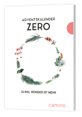 Adventskalender Zero Cover