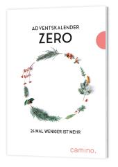 Adventskalender Zero Cover