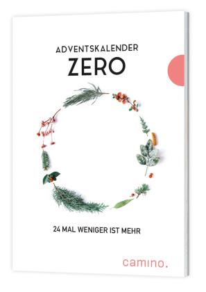 Adventskalender Zero