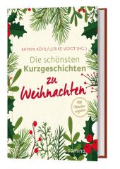 Die schönsten Kurzgeschichten zu Weihnachten Cover