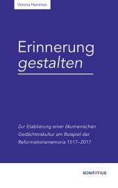 Erinnerung gestalten Cover