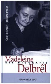 Madeleine Delbrêl Cover