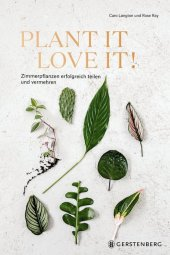 Plant it - love it! Cover