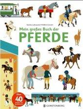 Mein großes Buch der Pferde Cover