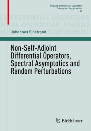 Non-Self-Adjoint Differential Operators, Spectral Asymptotics and Random Perturbations