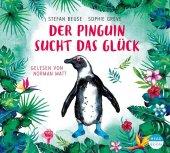 Der Pinguin sucht das Glück, 1 Audio-CD