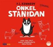 Onkel Stan und Dan, 1 Audio-CD