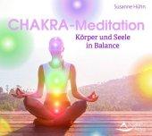 Chakra-Meditation, 1 Audio-CD Cover