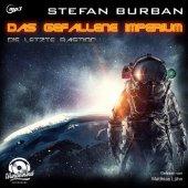 Das gefallene Imperium - Die letzte Bastion, 1 MP3-CD