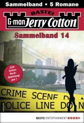 Jerry Cotton Sammelband 14 - Krimi-Serie