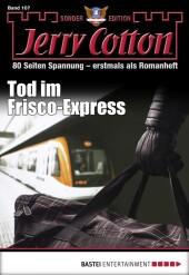 Jerry Cotton Sonder-Edition 107 - Krimi-Serie