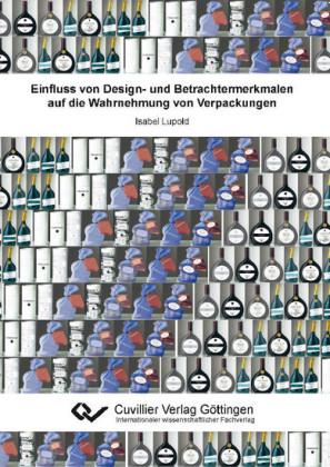 Einfluss von Design- und Betrachtermerkmalen auf die Wahrnehmung von Verpackungen