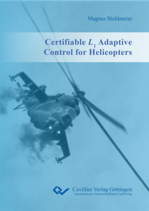 Certifiable L1 Adaptive Control for Helicopters